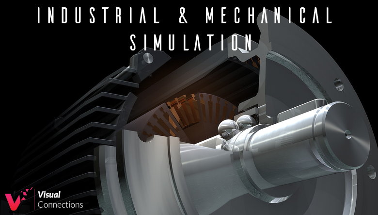 industrial-mechanical-simulation